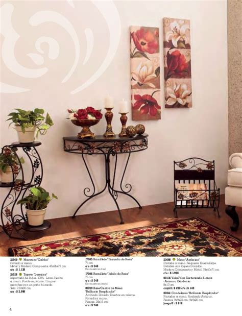 home interior catalog 2013 home interiors enero 2013 por artvel org