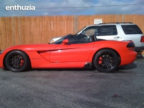 2004 dodge viper srt10 paxton for sale baltimore maryland