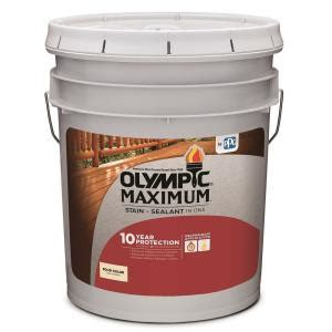 olympic maximum  gal base  solid color exterior stain
