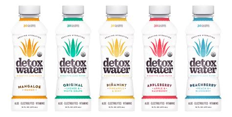 King Soopers Detox by Detoxwater Expands Product Line And Increases Distribution