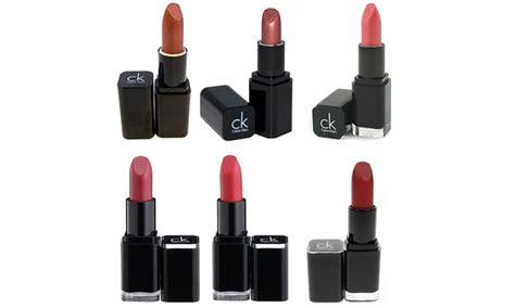 N 127 Paket Set Xuping calvin klein 6er lippenstift set groupon goods