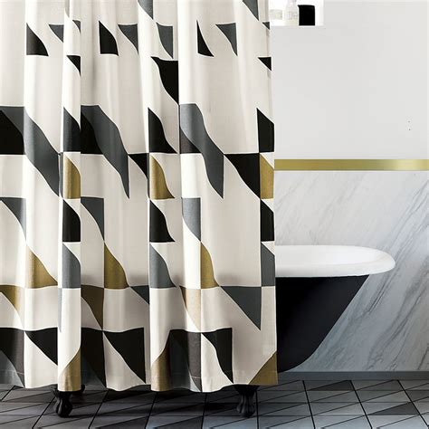 stylish shower curtains 10 stylish shower curtains for a modern bathroom 10