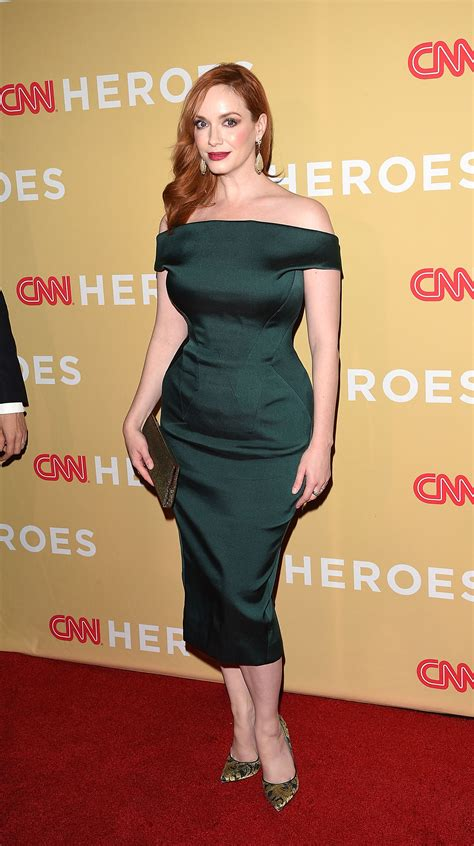 Fug or Fab: Christina Hendricks in Zac Posen   Go Fug Yourself