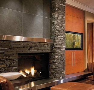 Asymmetrical Fireplace by Search And Fireplace Wall On