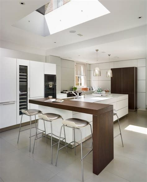 waterfall kitchen countertops  kitchen decor trend