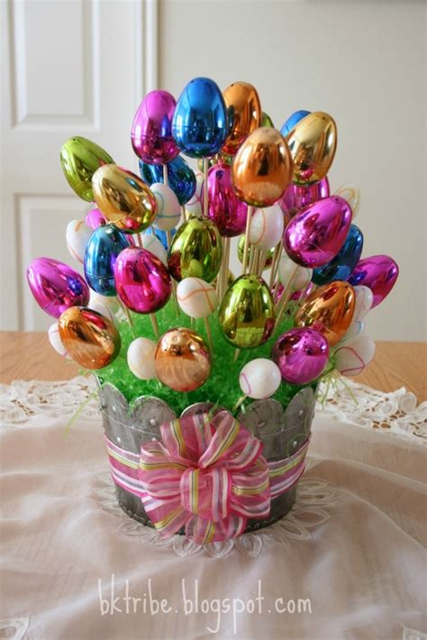 Easter Bouquets by The Brown It Easter Egg Bouquet
