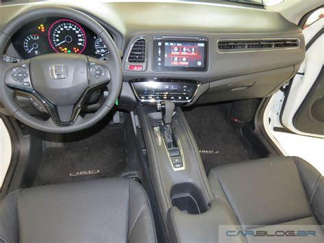 V Interiors by Honda Hr V X Jeep Renegade Especifica 231 245 Es E Comparativo