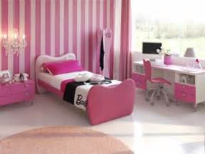 Pink Bedroom Decorating Ideas Pink Girls Bedroom Decorating Ideas Decosee Com