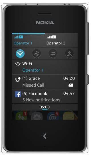 Hp Nokia Asha 500 Ribuan nokia asha 500 dual sim specs and price phonegg