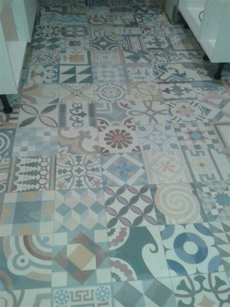 Moroccan Floor Tile by Mixed Moroccan Kitchen Floor Tiles Garish Decor