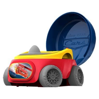 tomy disney cars 3 in 1 boys potty chair seat