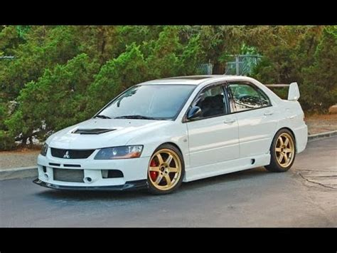 mitsubishi lancer evolution 9 mitsubishi lancer evolution 9 tuning youtube