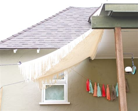 diy awnings for decks 17 best images about deck shade on pinterest storage