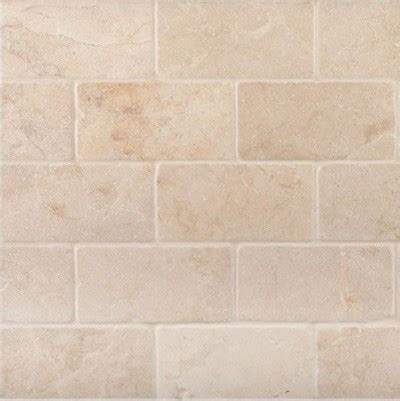 crema marfil tumbled marble backsplash photo this photo crema marfil tumbled and honed 3x6 quot subway tile atlanta