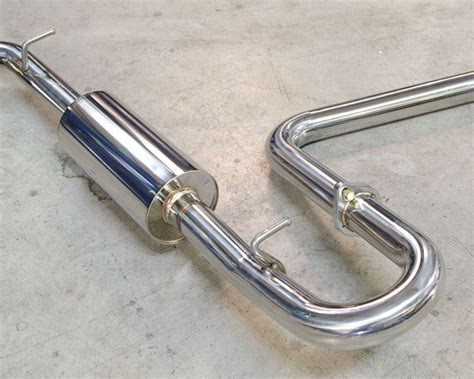 scion tc catback agency power stainless catback exhaust system scion tc 11