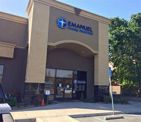 Turlock Office by Emanuel Center To Primary Care Clinics In