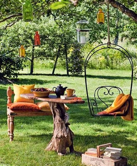 Garden Furniture Decor 25 Marvelous Garden Furniture Decor Ideas