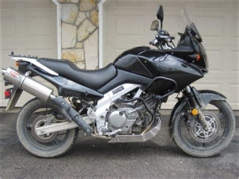 Build A Suzuki Motorcycle 2004 Suzuki Dl650 Motorcycle Build By Ohiopt