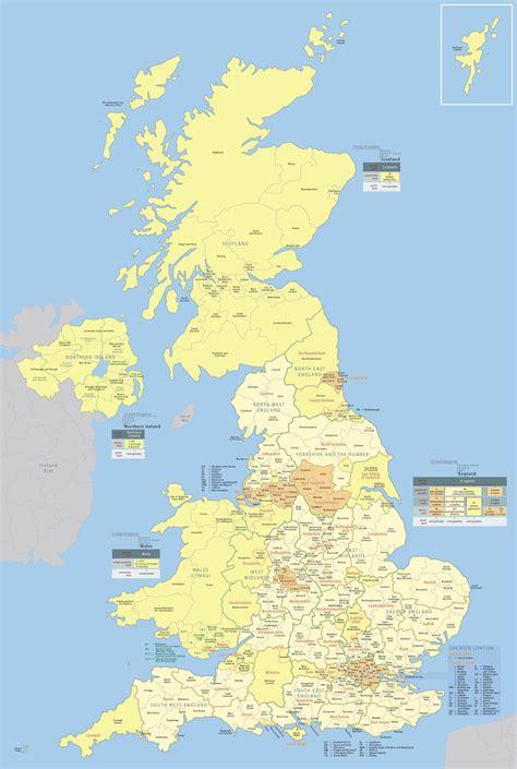 united kingdom map administrative geography of the united kingdom