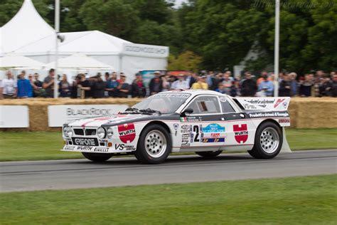 Lancia 037 Rally Lancia 037 Rally Chassis Zla151ar0 00000318 2014