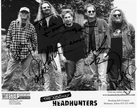 kentucky headhunters mike kimbro s all time all star bands
