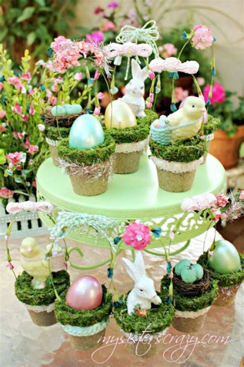 Do It Yourself Home Decor Projects 80 fabulous easter decorations you can make yourself