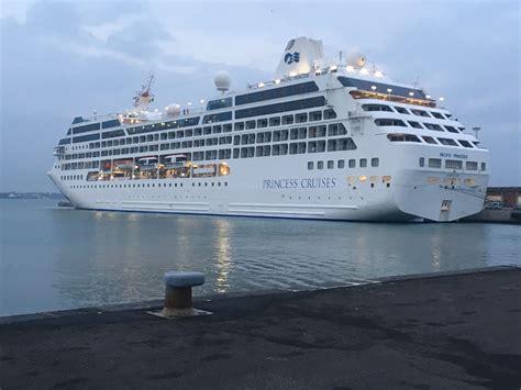siracusa porto siracusa porto d imbarco per le crociere msc dal 2020 ma