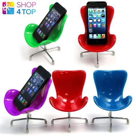 desk phone stand organizer mobile cell phones iphone holder mini chair desk stand