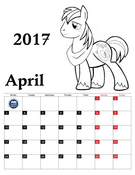 Calendar 2017 Sheets Coloring Pages Calendar 2017 For Printable 2017