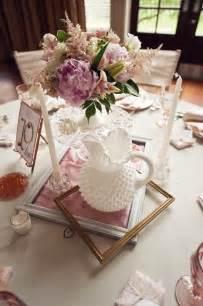 picture frame wedding centerpieces unique wedding centerpieces milk glass and picture frames