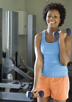 afro hairstyles for gym black women hair and exercise tips from the pros