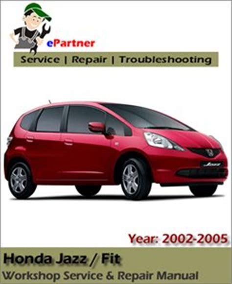 free car repair manuals 2011 honda fit electronic valve timing honda fit jazz service repair manual 2001 2008 automotive service repair manual