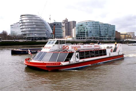 london westminster to greenwich river thames cruise millennium of peace city cruises millennium