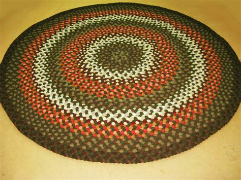 circular braided rug handmade braided rugs by marge quot alberta quot a 7 braided rug
