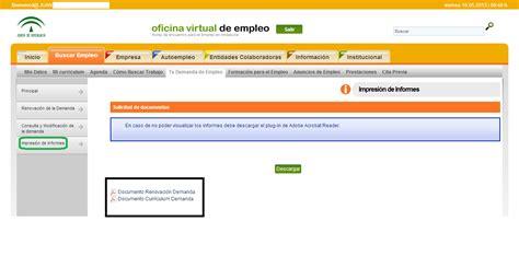 junta de andalucia empleo oficina virtual silvina paricio orienta 195 ocupaci 243 ns para escoller