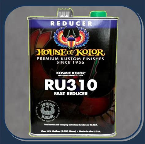 house of kolor reducers ru series
