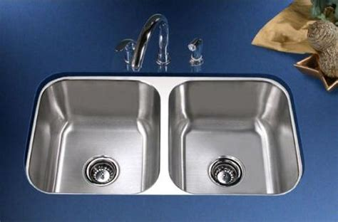 Kitchen Sinks For Less Less Care L205 31 Inch Undermount Bowl Kitchen Sink
