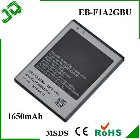 Baterai Samsung Galaxy S2 Gt I9100 Eb F1a2gbu Diskon Diskon i9100 batteries eb f1a2gbu s2 battery for samsung galaxy s2 gt i9100 baterai batterij batteria