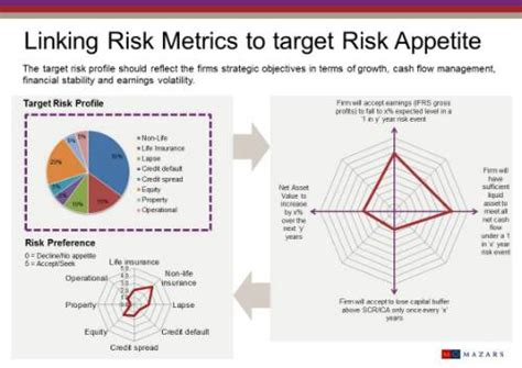 risk appetite template risk appetite business decisions