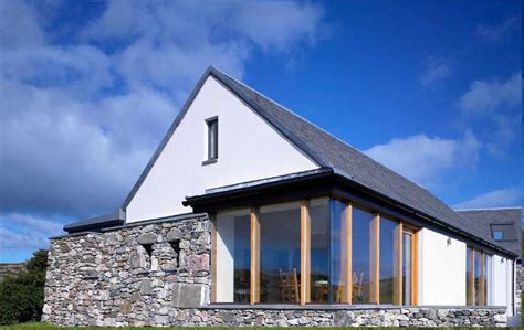 Design House Crafts Uk Three Glens Scotland Eco Residence E Architect