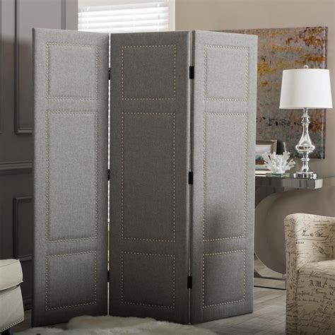 Grey Room Divider Ore International 5 9 Ft Espresso 4 Panel Room Divider Fw0676zb The Home Depot