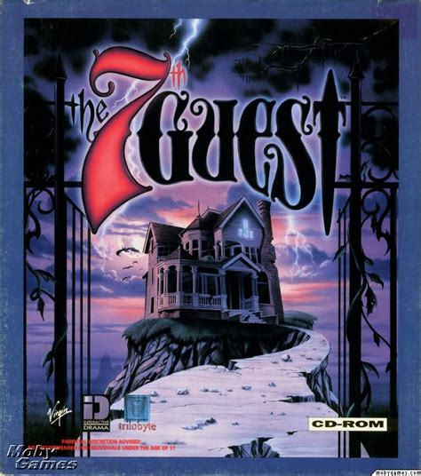 emuparadise scummvm the 7th guest cd dos game
