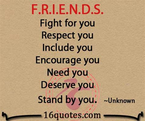f for you respect friendship quotes quotesgram