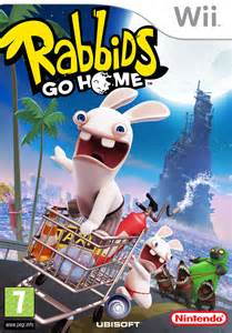 rabbids go home wii review any