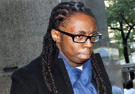 lil wayne before dreads looks like lil wayne will be going to prison pleads guilty