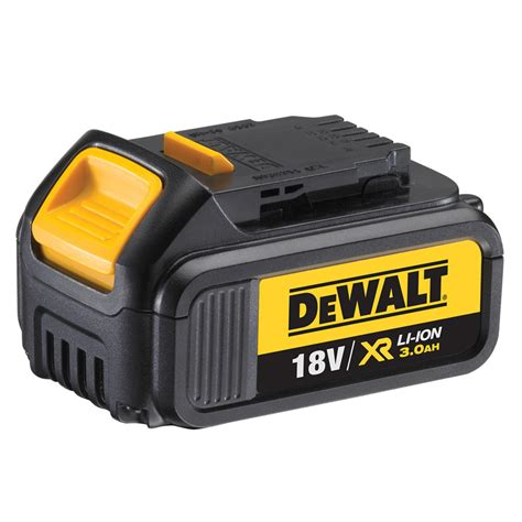 dewalt 18v lithium ion dewalt dcb180 18v xr li ion battery 3ah dcb 180