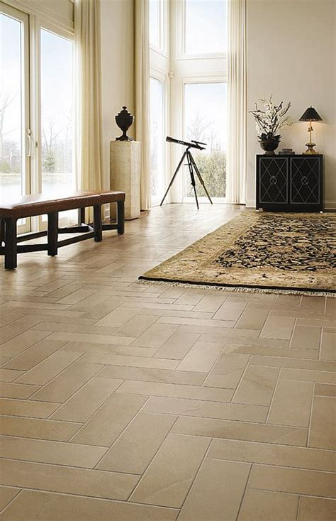 Kitchen Floor Tiles Coming Crossville Tile Buenos Aires Mood Pa 4x12 Herringbone