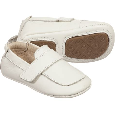 walker shoes soles boys white leather walker shoes