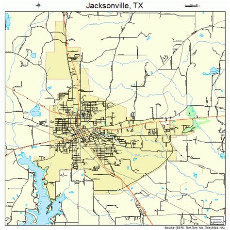 map of jacksonville texas jacksonville tx pictures posters news and on your pursuit hobbies interests and worries