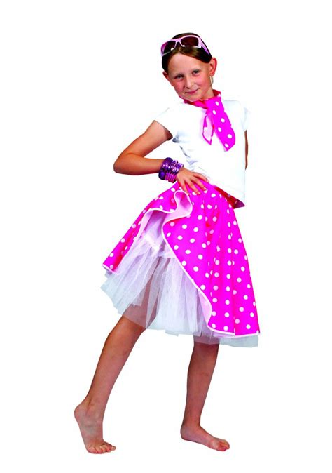 Cowboy Decorations For Home by Carnival Costumes Rock Amp Roll Skirt Kids Fancy Dress